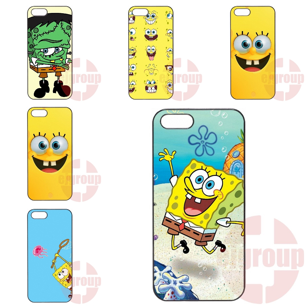 SpongeBob SquarePants Pattern Pink For Moto X Play G4 Plus E 2nd 3rd gen For Lenovo A6000 A7000 A2010