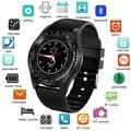 LUIK 2019 Nieuwe Slimme Horloge Mannen Vrouwen Bluetooth Touch Screen Waterdichte Sport Smartwatch Ondersteuning Sim-kaart Reloj inteligente + Box