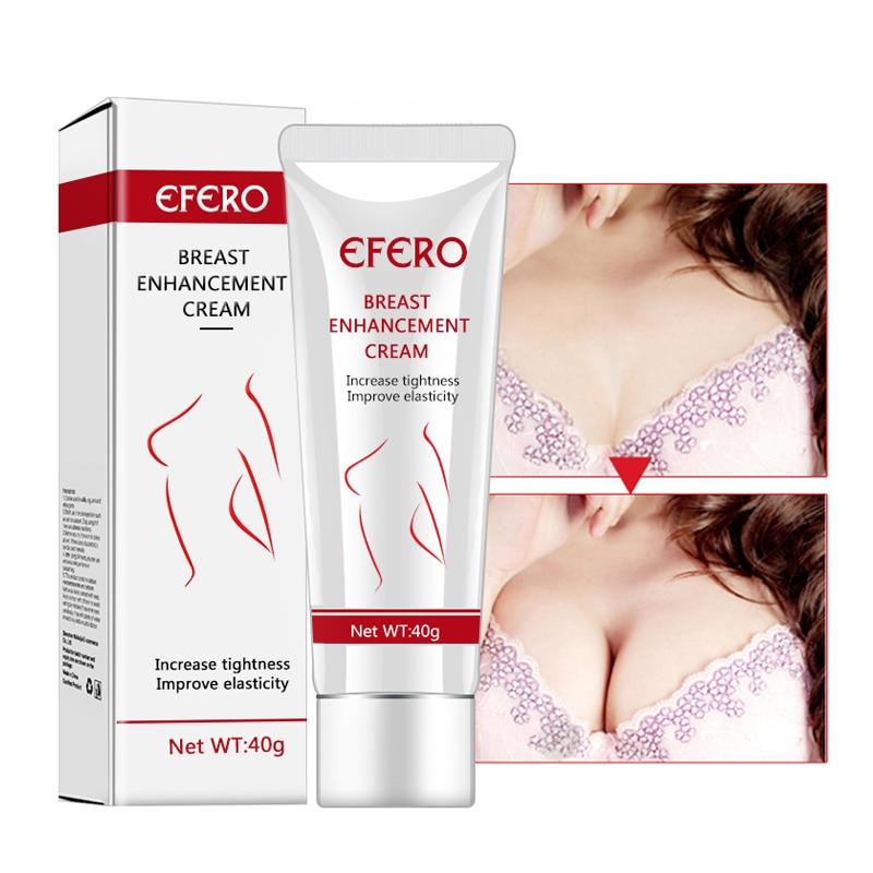 EFERO Women Breast Enlargement Cream Effective Breast Enlargement Boobs Beauty Massage Breast Enlarge Firming Enhancement Cream
