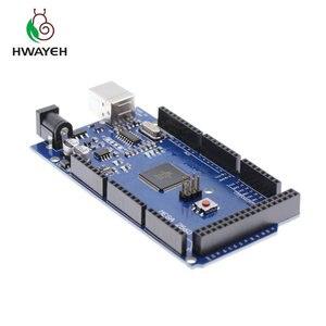 Image 3 - 5 шт. Mega 2560 R3 CH340G/ATmega2560 16AU, MicroUSB. Совместим с arduino Mega 2560. С Загрузчиком