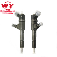 0445110356 Diesel fuel injector for Bosch Common rail fuel Injection For Yuchai 4F For Buses 0445 110 356 ISO9001
