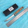 Складной нож LEMIFSHE STEDEMON C06 Складной нож 440C Лезвие KVT G10 + cf-ручка походный охотничий карманный нож для выживания на природе EDC