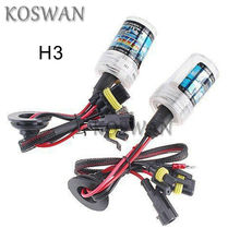 Hot Selling Car Styling H3 Xenon HID Bulb Car Conversion Kit Headlight Lamp HID Xenon Bulb H3 Light High Power 35W 4300K 6000K