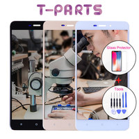 T Parts Replacement Parts Black White Golden Display For XIAOMI Redmi 4A LCD Touch Screen Digitizer