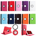 "360 Rotation Case For Samsung Galaxy TAB 2 10.1"" P5100/P5110/P7500/P7510 PU Leather Stand Tablet Cover Pouch Protective Skin"