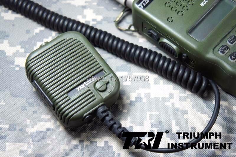 Tri alterou o orador original das comunicações para tri PRC-152 tri PRC-148
