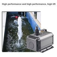 Filter Submersible Pump Circulating Low Radiation Silent For Fish Tank Aquarium 2019ing