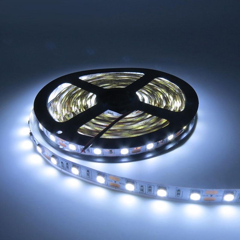 5M Non waterproof 5050 3528 2835 LED strip light ribbon 5M 3