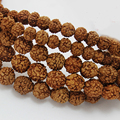 Alta Qualidade 6mm 9mm 6*8mm Natural Buddha Bodhi Soltos shell Beads para DIY encantos da moda colar e Pulseira