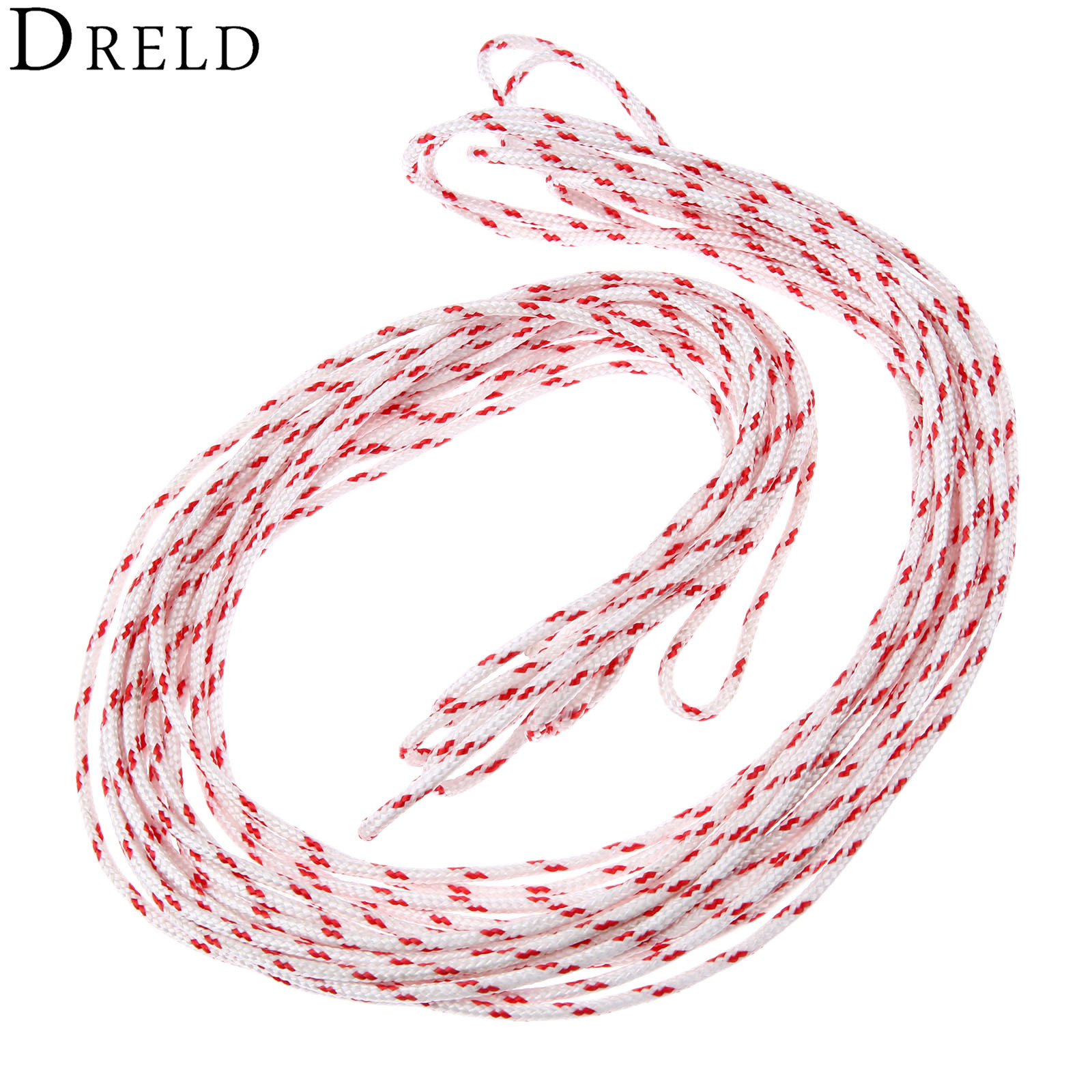DRELD Chainsaw 10m Starter Pull Cord Rope For STIHL Chainsaw 017 018 019t Ms170 Ms180 Ms181 Ms210 Ms230 Ms250 Chainsaw Trimmers