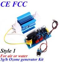 CE EMC LVD FCC ozonizer to eliminate odors