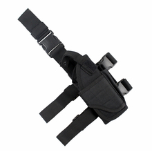 Tactical Universal Drop Leg Holster gun holster bag Adjustable Thigh Pistol Gun Holster for Right Handed