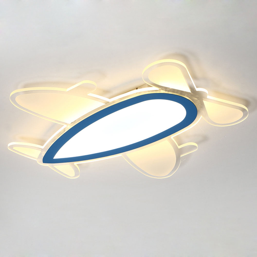 Здесь продается  LED Ceiling lamp Surface mounted ceiling lights for living room dining room bedroom study room Acrylic  lamp dimmable  Свет и освещение