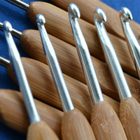Agulha Crochet Hook For Knitting Needle Organizadores Knitting Tools Sewing Needles Crafts 12pcs Set