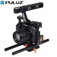 YELANGU 15mm Rod Rig Camera Cage DSLR Stabilizer For Panasonic Lumix DMC GH4 GH4 GH3 SONY