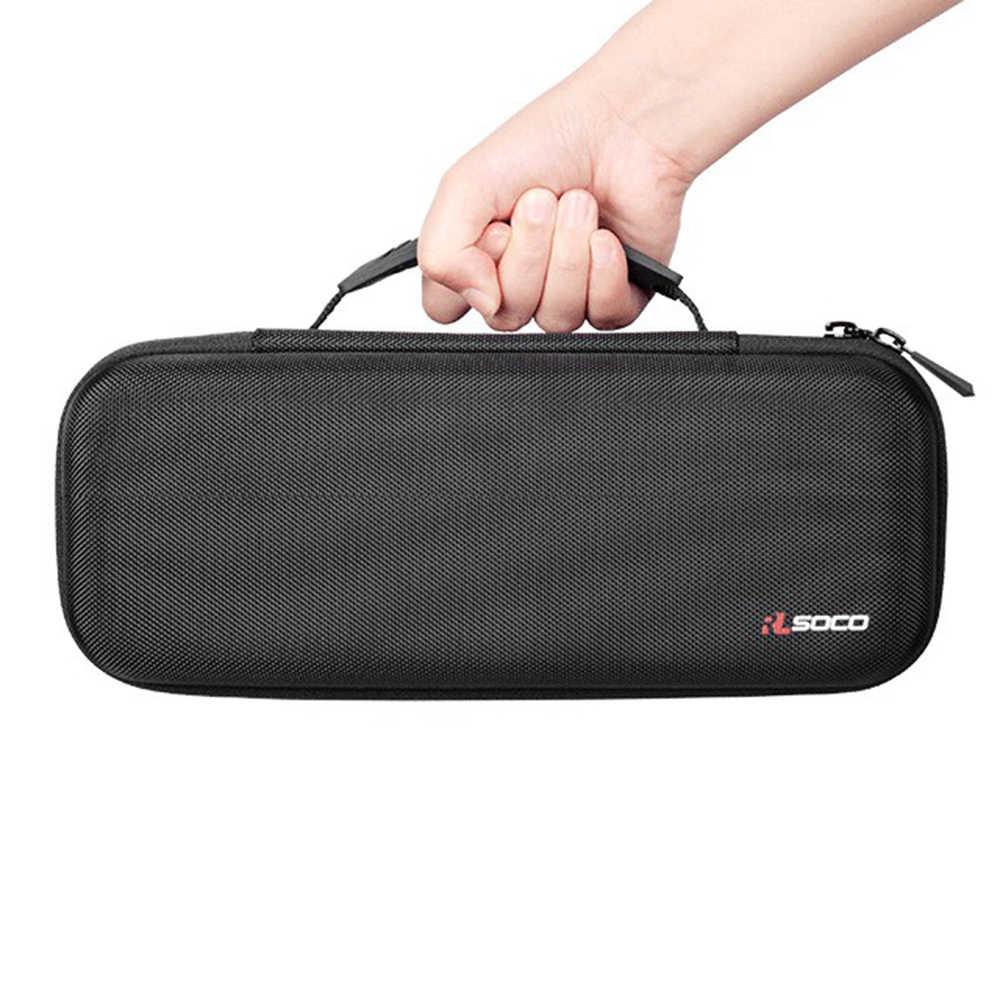 2019 nowy EVA pokrowiec torba do JBL opłata 3 podróży ochronna pokrywy skrzynka dla JBL pulse 2 głośnik bluetooth dodatkowej przestrzeni plug & kable