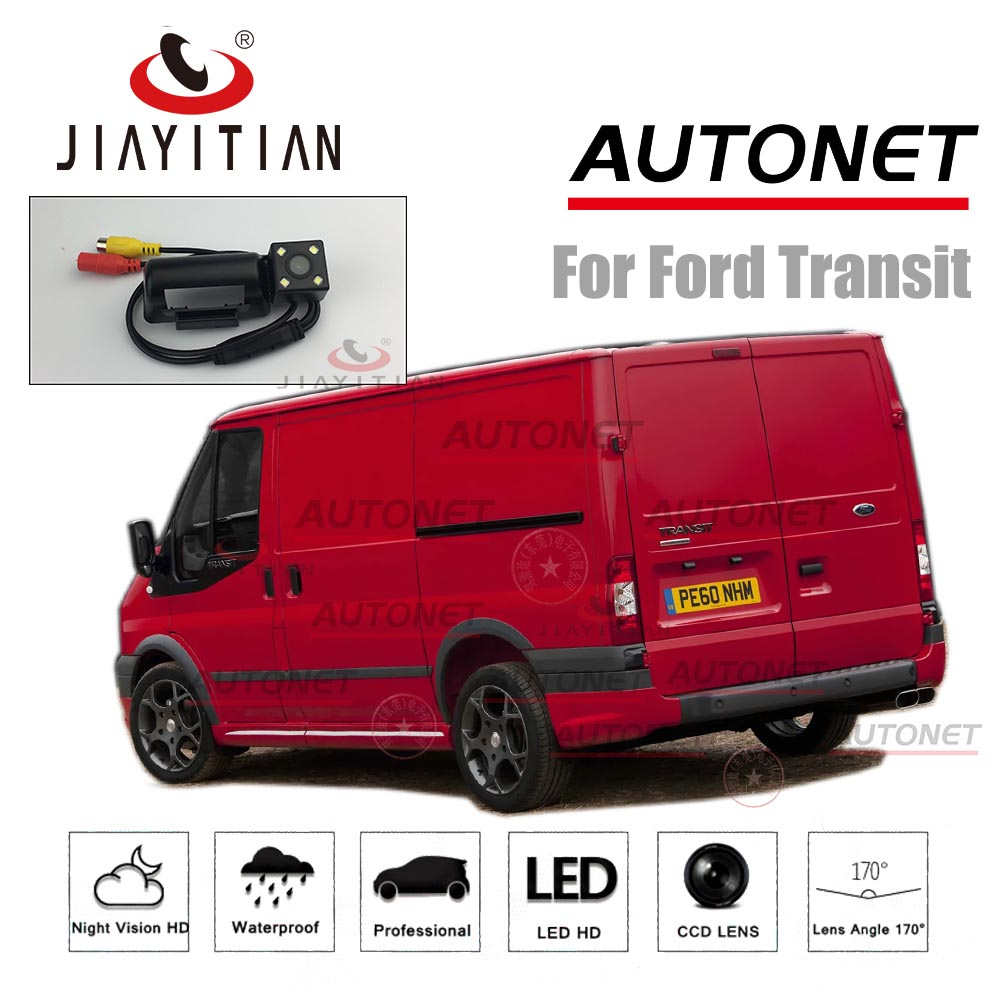 JIAYITIAN Rear View Camera for Ford Transit tourneo MK6 MK7 2000~2013 CCD/backup Camera/License Plate camera/Parking Assistance car electric window toggle switch front for ford transit mk6 2000 2006