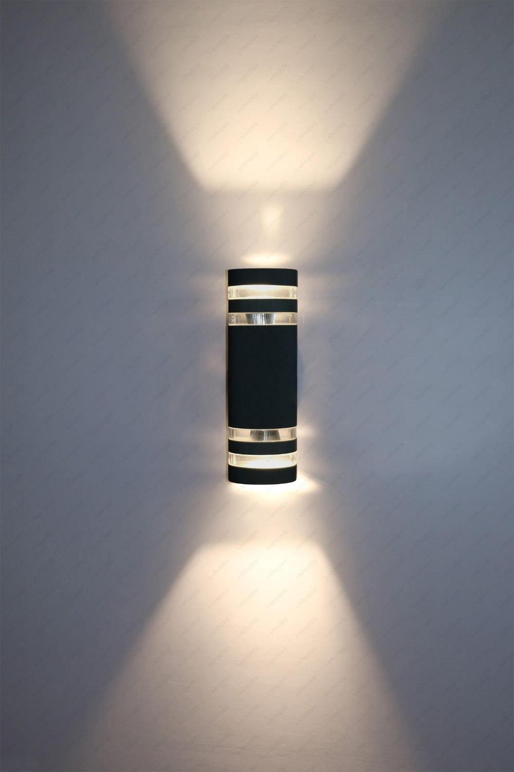6w 8w 10w 14w led outdoor up down light wall sconces door patio