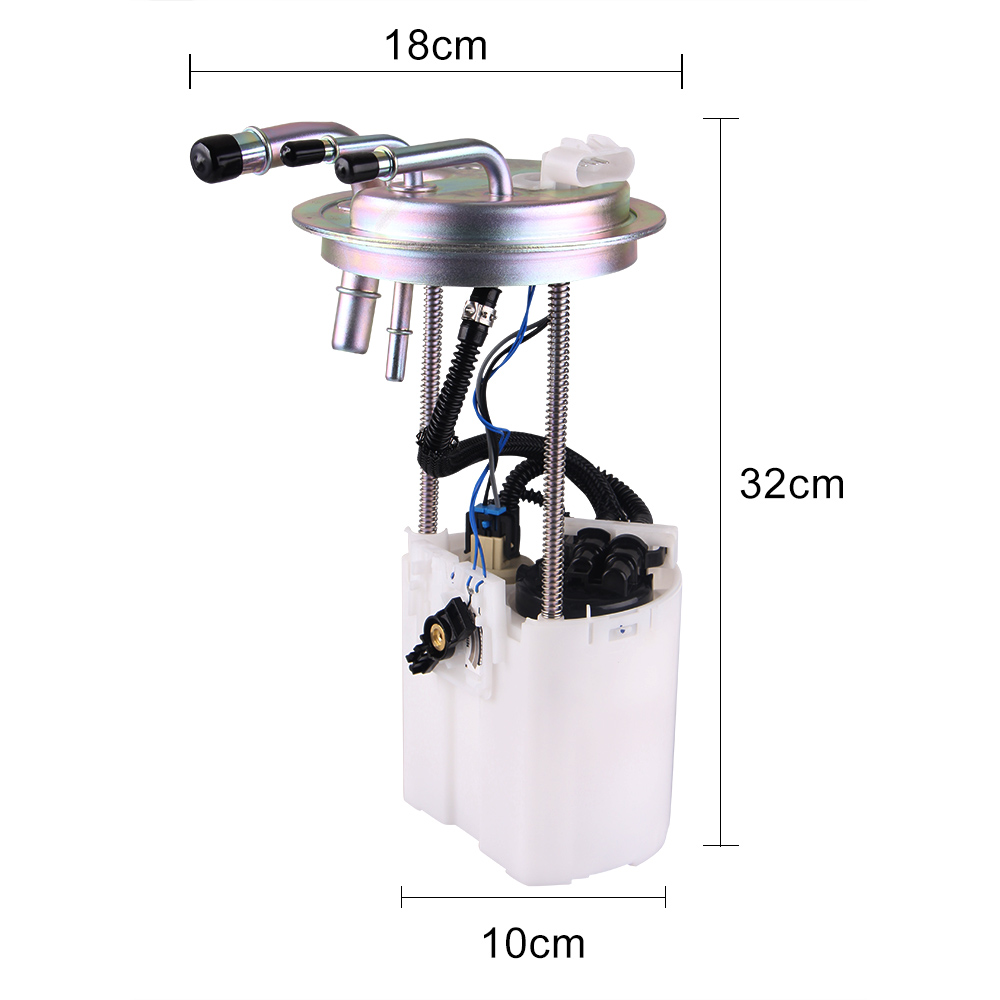 Fuel Pump For 2004 2005 2006 2007 GMC Yukon Cadillas Escalade Chevy Tahoe  fit E3581M-in Fuel Pumps from Automobiles & Motorcycles on Aliexpress.com  ...