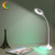 256 colores Táctil Interruptor de Lámpara de Escritorio Recargable Plegable del Libro de Lectura de Luz led de color cambio de luz de lectura Lámpara Del Ojo Proctection