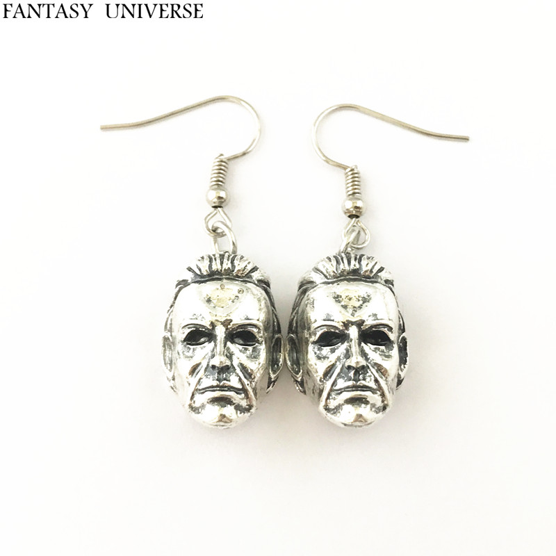 FANTASY UNIVERSE Freeshipping wholesale 20pair a lot Halloween Horror Earrings XXGKDDD05