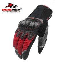 Новейшие сенсорный экран перчатки мотоцикла мото мотокросс luvas мотоцикл moto motocicleta углерода защиты м ~ xxl