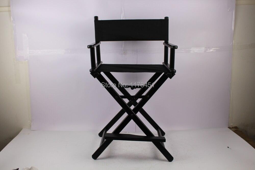 Alluminio sedia da regista sedia pieghevole trucco spogliatoio