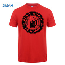 Dont Worry Be Hoppy T-Shirt / 10 Colors
