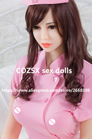 COZSX 165cm real silicone sexy dolls japanese robot lifelike ass big breast love doll oral vagina realistic adult for men toy