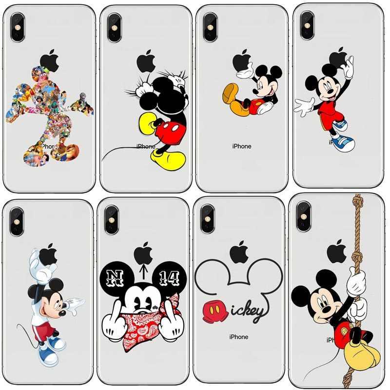 mini mouse iphone xs case