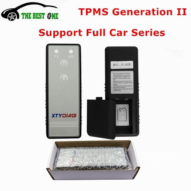 2018 Newest Tpms Generation Ii Car Tire Pressure Monitor Sensor For