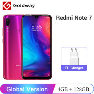 Global Version Xiaomi Redmi Note 7 4 GB RAM 128 GB ROM Mobile Phone Snapdragon 660