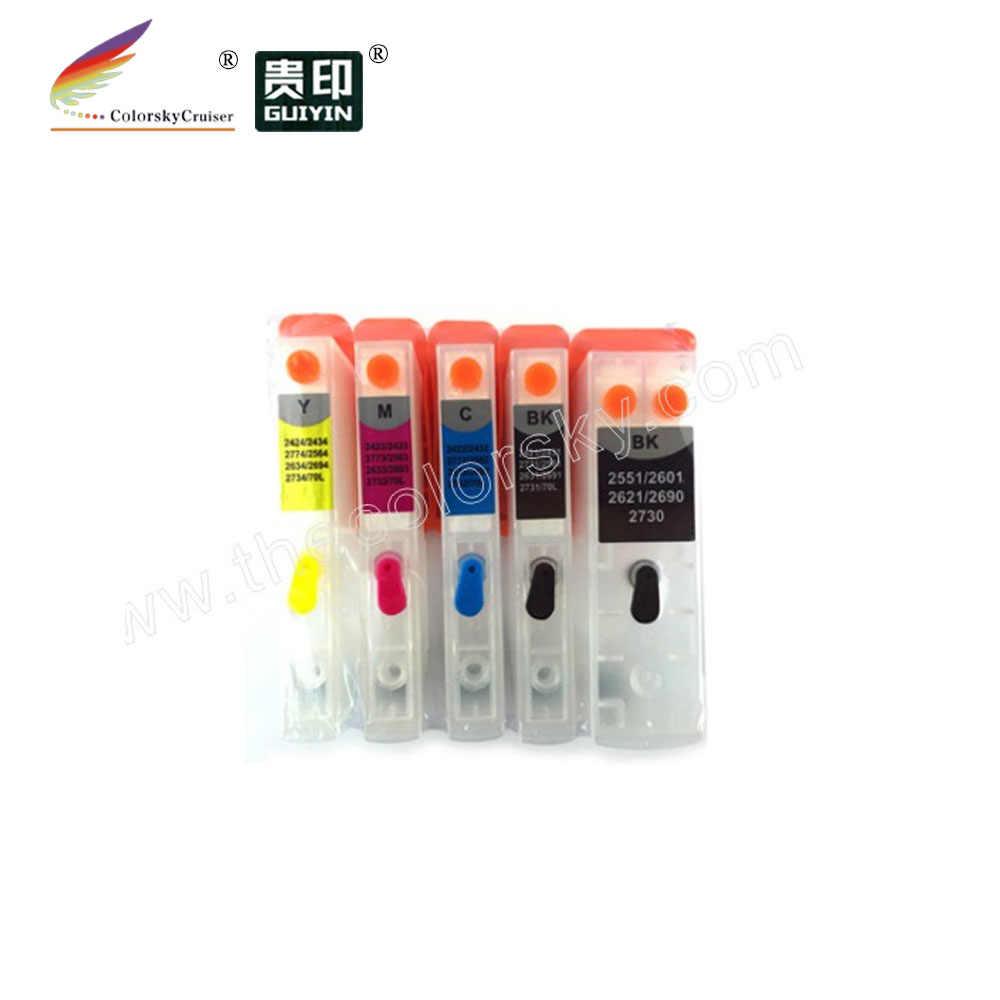 (RCE2621) isi Ulang Tinta Inkjet Cartridge untuk Epson XP-600 XP-605 XP-700 XP800 XP600 XP605 XP700 T2621 T2631 T2632 T2633 T2634