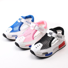 2016 Fashion Summer Boy Girl Sandals Casual Sport Mesh Breathable Shoes Comfortable Wedges Sandals Lace melissa
