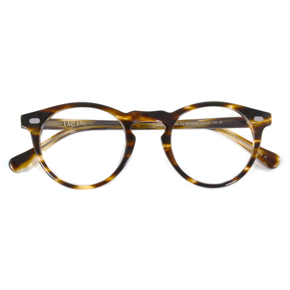 Gregory peck glasses Vintage optical  frame eyeglasses reading women and men eyewear frames