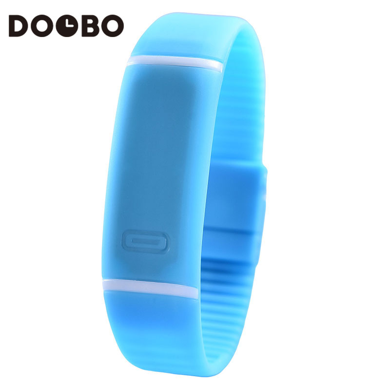 2018 Upgrade Section Waterproof LED Bracelet Children Women Watch Men Digital Wristwatch Sports Shock Fashion Clock Reloj Hombre diray dr 306g children digital watch