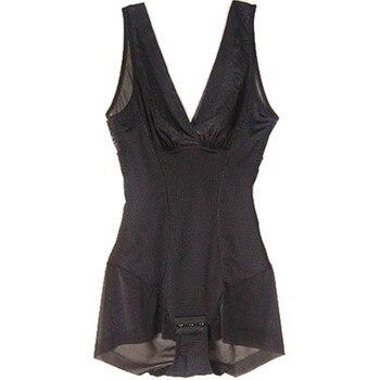 Shapewear Tummy Suit Control Underbust Women Body Shaper Slimming Underwear Vest Bodysuits Jumpsuit Correctiv L-XXL SV003223 3