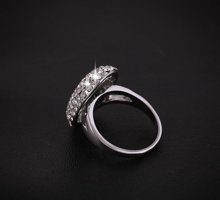 Soft Band Twilight Engagement Ring