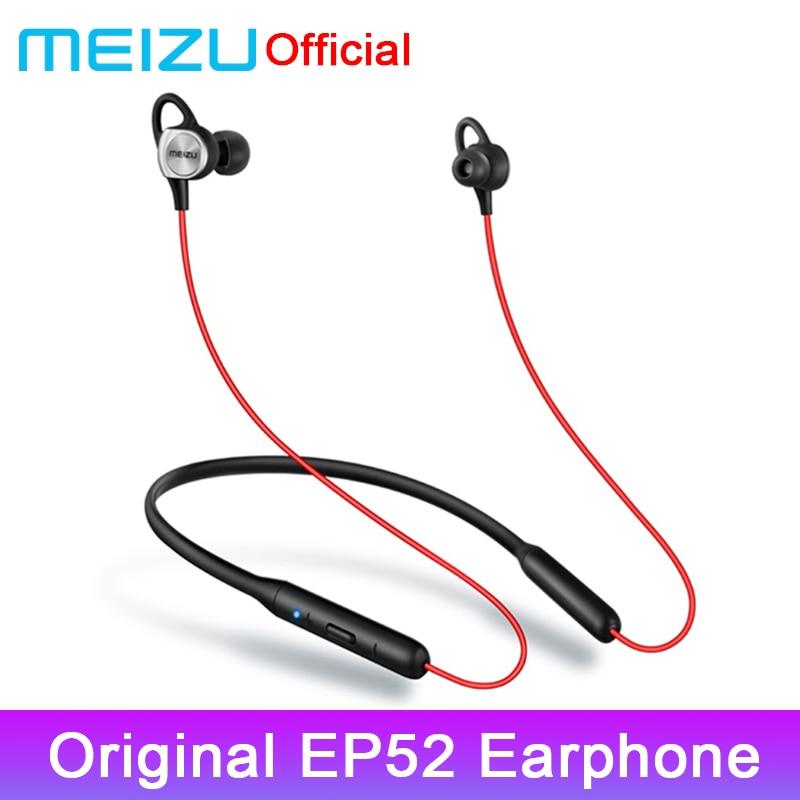 Meizu EP52 Wireless earphone Bluetooth 4 1 Sport Earphone Stereo Headset IPX5 Waterproof earphone With microphone