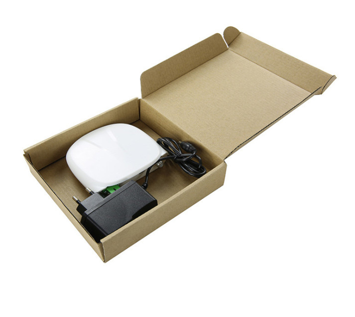 Image 5 - Fiber Optical FTTH optical receiver SC/APC SC/UPC with WDM and AGC Mini Node Indoor Optical Receiver with white plastic case-in Fiber Optic Equipments from Cellphones & Telecommunications