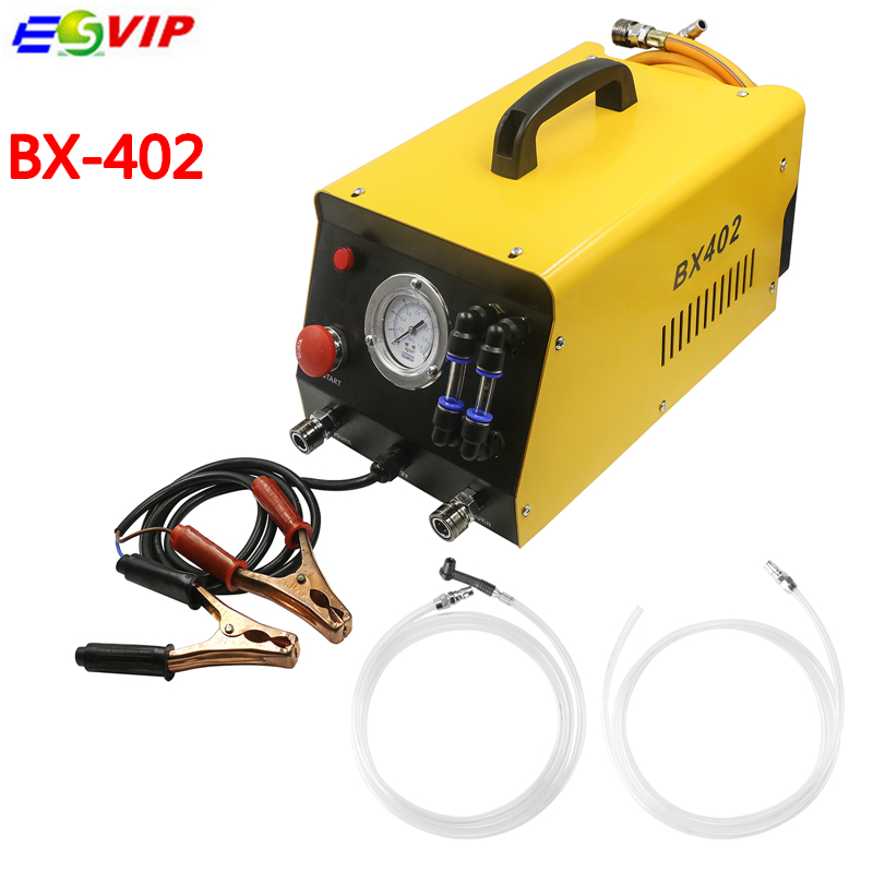 New arrival AUTOOL BX402 Automatic Brake Fluid Bleeder Brake Bleeding Tool for 12V Cars BX 402 Cleaning Machine