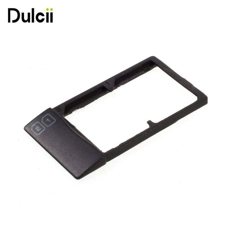 DULCII for One plus 2 Two Oneplus2 OEM Disassembly SIM Card Tray Holder Part Mobile Cell Phone Replace Repair Parts