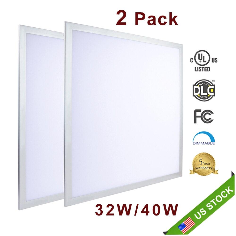 led panel lights 130lm w 32w 600x600mm led ceiling panel. Black Bedroom Furniture Sets. Home Design Ideas