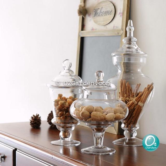 glazen vaas transparante fashion vintage woonkamer eettafel