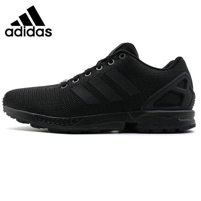 52912ac8605 Originele Nieuwe Collectie 2018 Adidas Originals ZX FLUX Unisex  Skateboarden Schoenen Sneakers