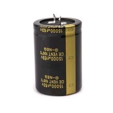 Capacitor-Amplifier AUDIO-FILTER 63V 15000uf Volume-35x50 Electrolytic Aluminum Dropship
