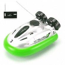 Mini Micro I/R RC Remote Control Hovercraft Boat