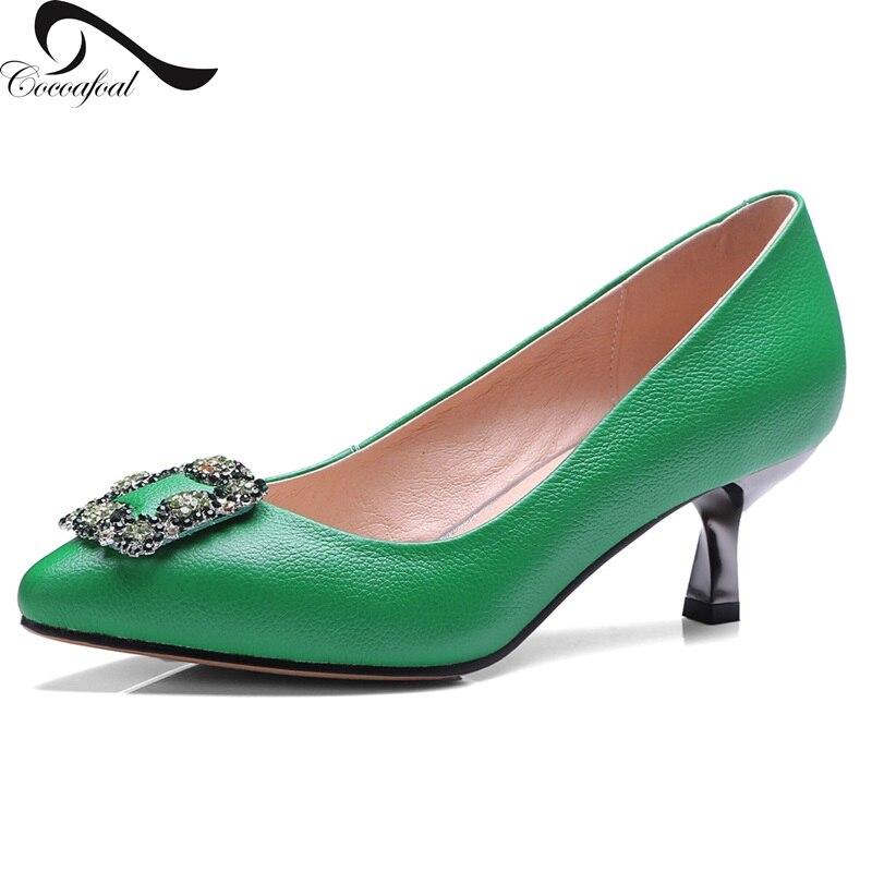ФОТО Red sole 2017 Newest Fashion shoes pumps Summer Professional women Platform logo new products Super size Diamond decoration 9.5