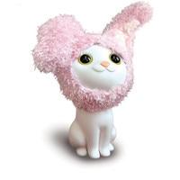 Luxury Kitty Coin Piggy Bank Leather Cartoon Cat Money Box PU Creative Figurine Kid Cash Box Birthday Glft 1 Piece Free Shipping