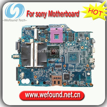 100%Working Laptop Motherboard for sony MS91 MBX-165 Series Mainboard,System Board